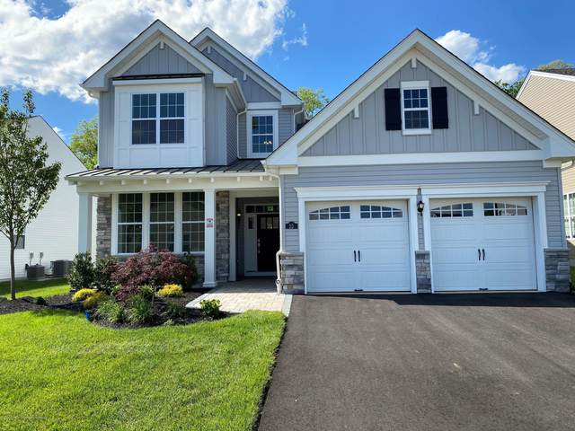 15 Militia Hill Road, Freehold, NJ 07728 (MLS #22035274) :: Halo Realty