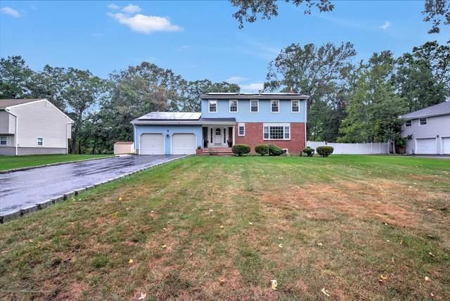5 Vicksburg Drive, Manalapan, NJ 07726 (MLS #22035298) :: The CG Group | RE/MAX Real Estate, LTD