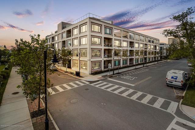 601 Heck Street #209, Asbury Park, NJ 07712 (MLS #22035306) :: Provident Legacy Real Estate Services, LLC