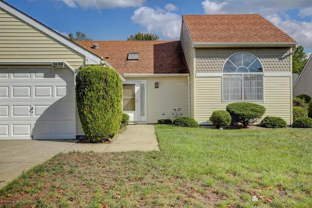853B Ardmore Road 853B, Monroe, NJ 08831 (#22035372) :: Nexthome Force Realty Partners