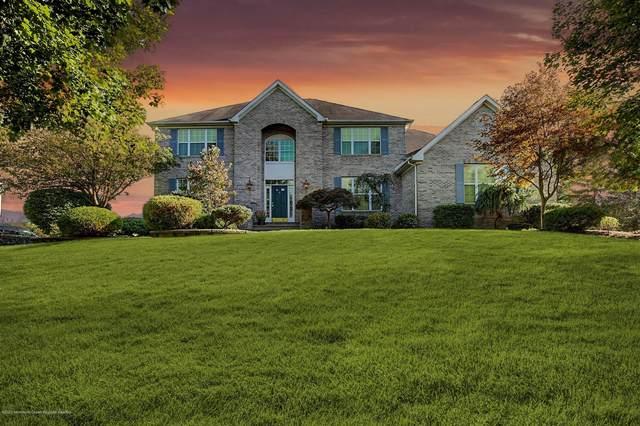 11 Exeter Drive, Marlboro, NJ 07746 (MLS #22035373) :: Provident Legacy Real Estate Services, LLC