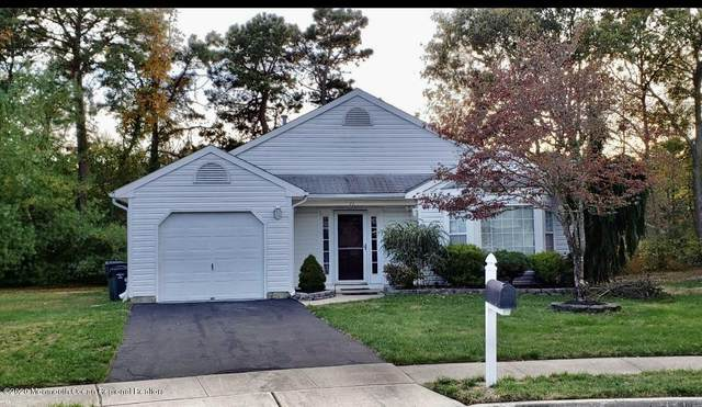 11 Golden Rod Court, Brick, NJ 08724 (MLS #22035461) :: Provident Legacy Real Estate Services, LLC