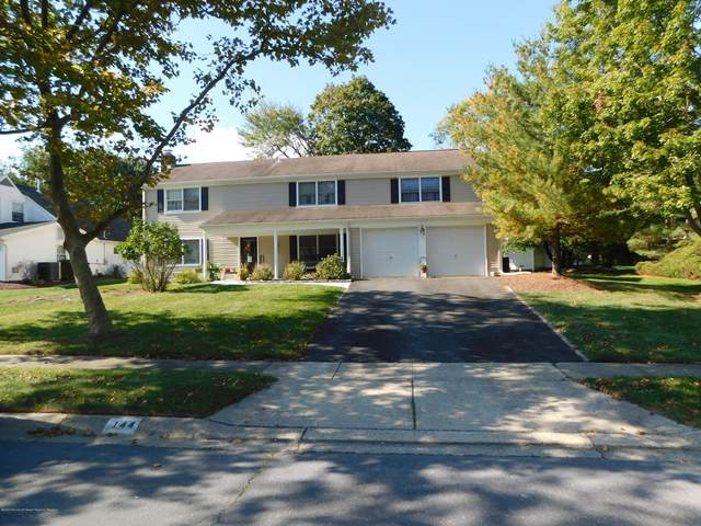 144 Ivy Hill Drive, Aberdeen, NJ 07747 (MLS #22035503) :: The Sikora Group