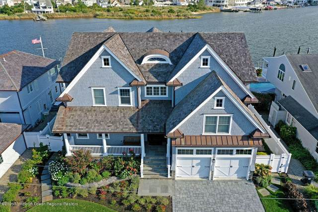 136 Squan Beach Drive, Mantoloking, NJ 08738 (MLS #22035550) :: The Dekanski Home Selling Team