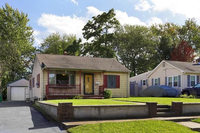 353 W Prospect Avenue, Keyport, NJ 07735 (MLS #22035603) :: The Dekanski Home Selling Team