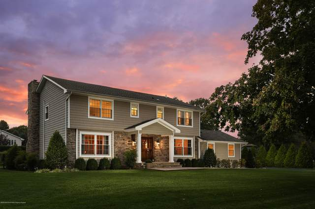 1 Bellerive Court, Middletown, NJ 07748 (#22035687) :: Nexthome Force Realty Partners