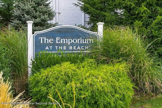 622 Trenton Avenue #205, Point Pleasant Beach, NJ 08742 (MLS #22035701) :: The MEEHAN Group of RE/MAX New Beginnings Realty