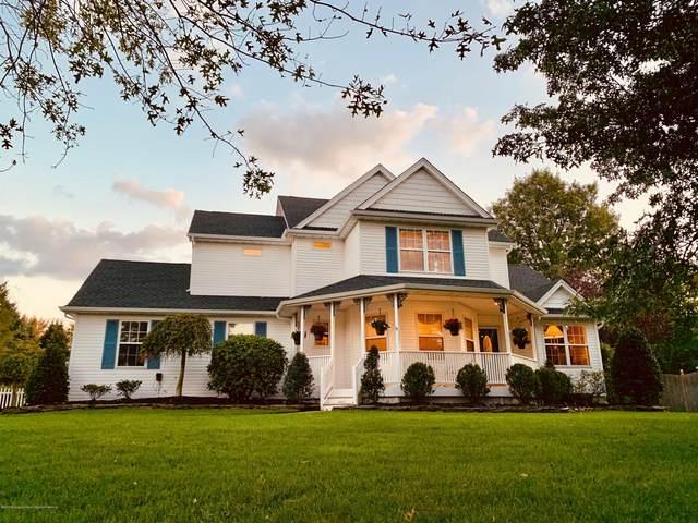 19 E Scarlet Oak Court, Jackson, NJ 08527 (MLS #22035786) :: The Dekanski Home Selling Team