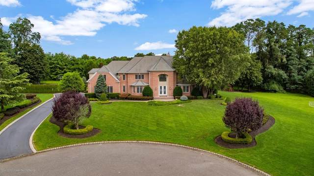 11 Maple Leaf Drive, Holmdel, NJ 07733 (MLS #22035830) :: Provident Legacy Real Estate Services, LLC