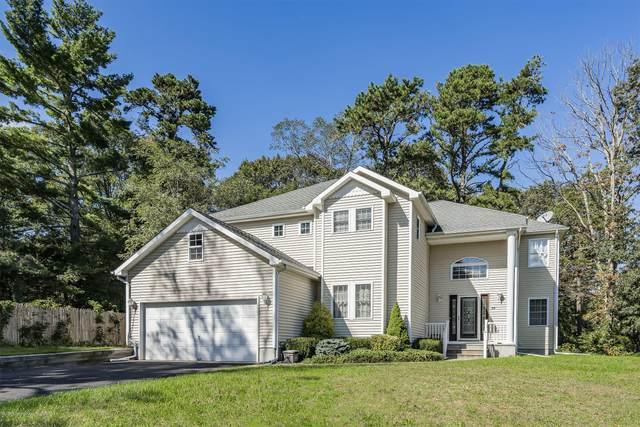 219 Mill Creek Drive, Bayville, NJ 08721 (MLS #22035850) :: Provident Legacy Real Estate Services, LLC