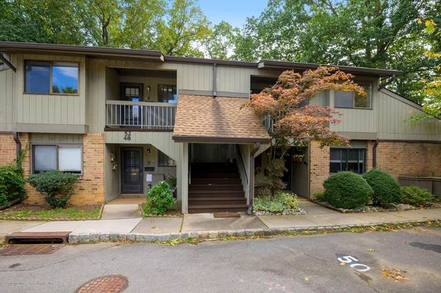 50 Friendship Court, Red Bank, NJ 07701 (MLS #22035878) :: The Sikora Group