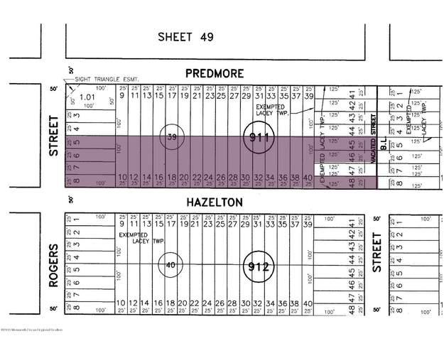 0 Rogers Street, Lanoka Harbor, NJ 08734 (MLS #22035937) :: The MEEHAN Group of RE/MAX New Beginnings Realty
