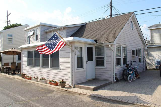 72 Spray Way, Lavallette, NJ 08735 (#22036002) :: Nexthome Force Realty Partners