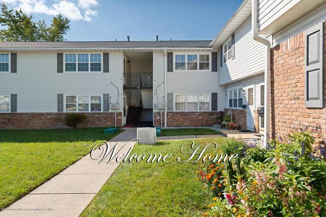 10B California Court #717, Matawan, NJ 07747 (MLS #22036051) :: William Hagan Group