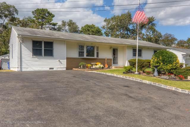 438 Lafayette Drive, Brick, NJ 08723 (MLS #22036074) :: Provident Legacy Real Estate Services, LLC