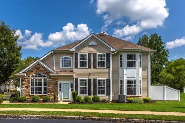 141 Shinnecock Drive, Manalapan, NJ 07726 (MLS #22036294) :: Kiliszek Real Estate Experts