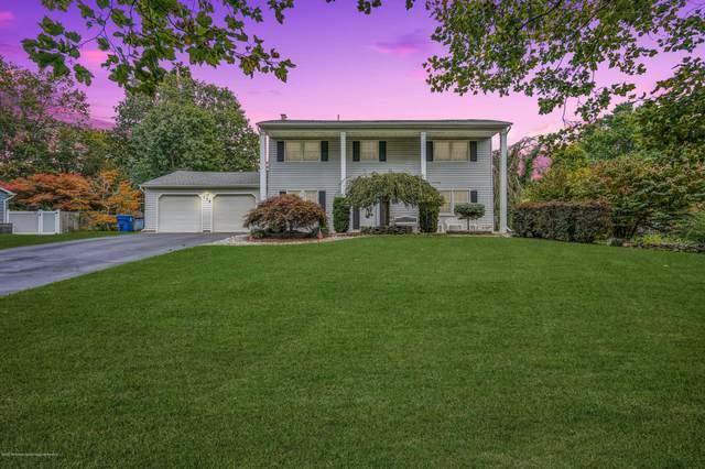124 Juniper Drive, Freehold, NJ 07728 (MLS #22036296) :: Provident Legacy Real Estate Services, LLC