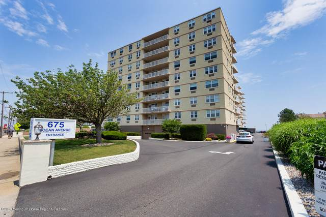 675 Ocean Avenue 3L, Long Branch, NJ 07740 (MLS #22036364) :: Team Gio | RE/MAX
