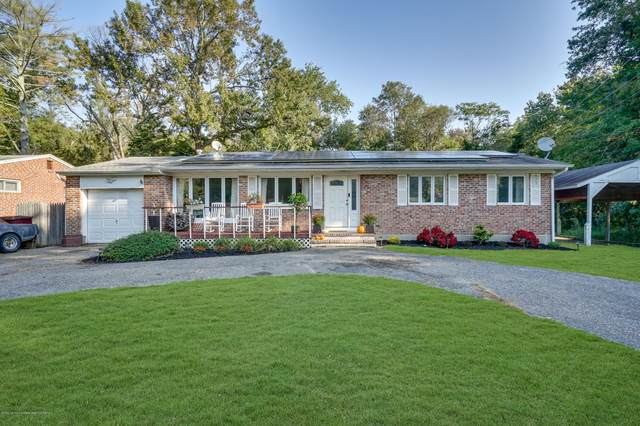 85 Butler Boulevard, Bayville, NJ 08721 (MLS #22036378) :: The Dekanski Home Selling Team