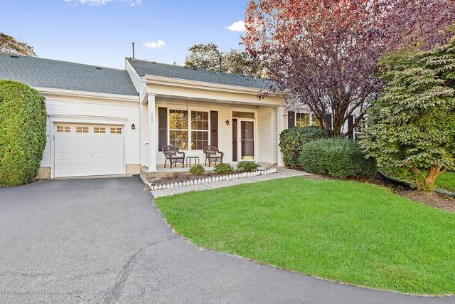 409 Spring Meadow Drive, Lakewood, NJ 08701 (MLS #22036444) :: Kiliszek Real Estate Experts