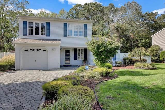 6 Barre Drive, Howell, NJ 07731 (MLS #22036448) :: The Dekanski Home Selling Team