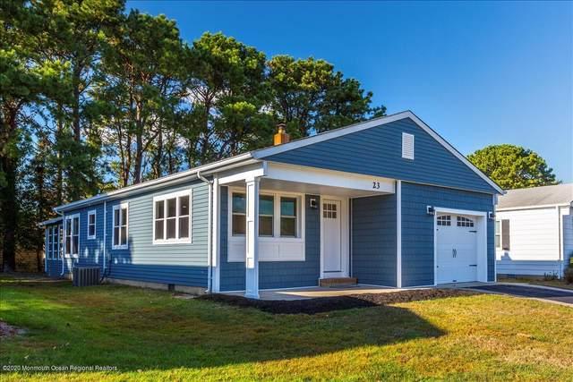 23 Togo Road, Toms River, NJ 08757 (MLS #22036485) :: Provident Legacy Real Estate Services, LLC
