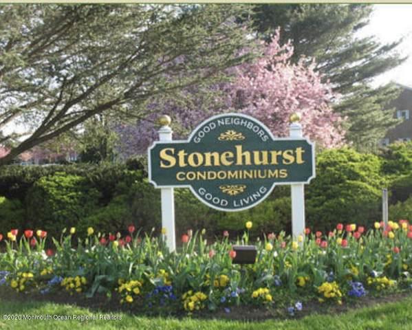 57 Stonehurst Boulevard D, Freehold, NJ 07728 (MLS #22036570) :: The Ventre Team