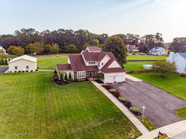 1 Rachel Drive, New Egypt, NJ 08533 (MLS #22036582) :: Provident Legacy Real Estate Services, LLC