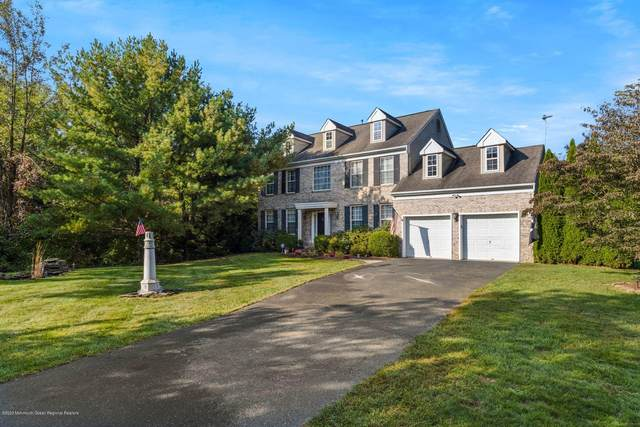 20 Stoneham Drive, Brick, NJ 08724 (MLS #22036655) :: Kiliszek Real Estate Experts