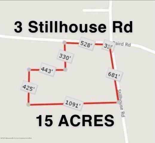 3 Stillhouse Road, Millstone, NJ 08535 (MLS #22036980) :: Team Gio | RE/MAX