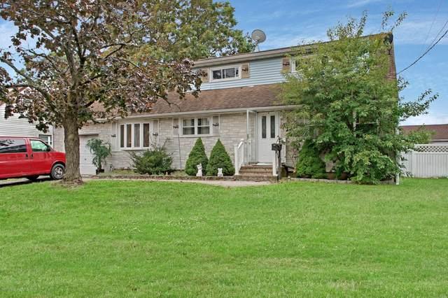126 Fisher Avenue, Brick, NJ 08723 (MLS #22037010) :: Provident Legacy Real Estate Services, LLC