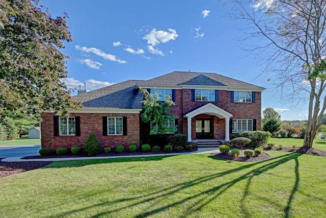 15 Bryce Road, Holmdel, NJ 07733 (MLS #22037024) :: The Dekanski Home Selling Team