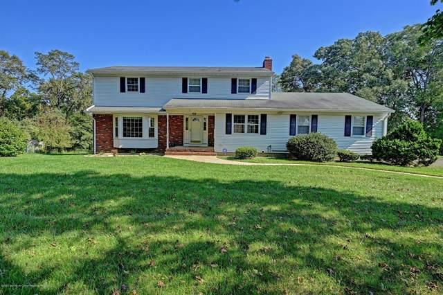 29 Stonehenge Drive, Ocean Twp, NJ 07712 (MLS #22037039) :: The Dekanski Home Selling Team