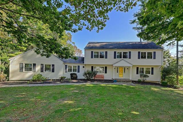 15 Donner Street, Holmdel, NJ 07733 (MLS #22037139) :: The DeMoro Realty Group | Keller Williams Realty West Monmouth