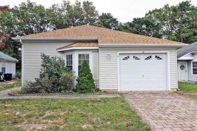 70 Pine Oak Boulevard, Barnegat, NJ 08005 (MLS #22037155) :: The Dekanski Home Selling Team