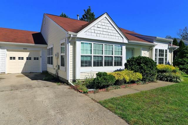 1056B Buckingham Drive B, Manchester, NJ 08759 (MLS #22037195) :: Provident Legacy Real Estate Services, LLC
