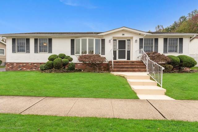 16 Parkview Way, Englishtown, NJ 07726 (MLS #22037210) :: Caitlyn Mulligan with RE/MAX Revolution
