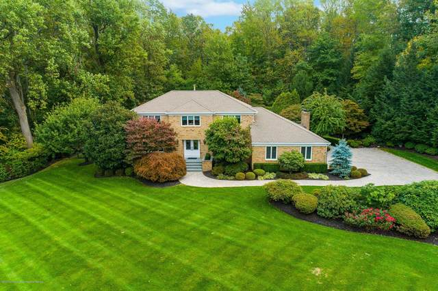4 Red Berry Road, Holmdel, NJ 07733 (MLS #22037252) :: The DeMoro Realty Group | Keller Williams Realty West Monmouth