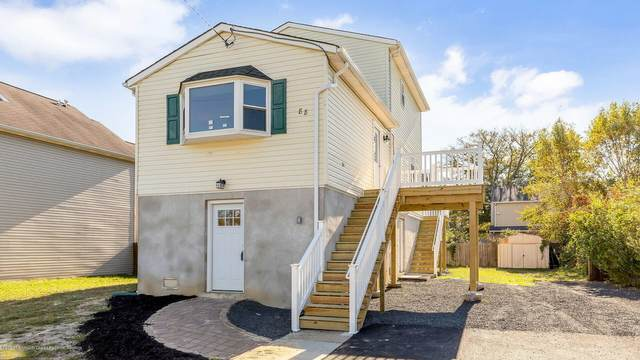 88 Shore Boulevard, Keansburg, NJ 07734 (MLS #22037285) :: The Dekanski Home Selling Team
