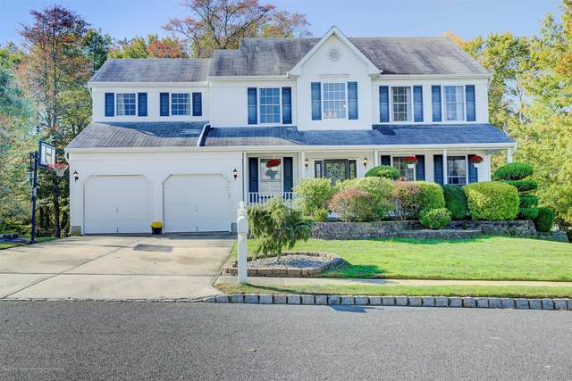 4 Gristmill Road, Howell, NJ 07731 (MLS #22037375) :: Caitlyn Mulligan with RE/MAX Revolution