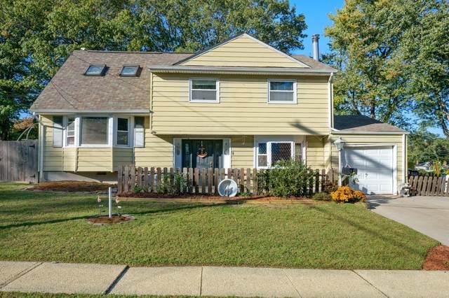 6 Adam Place, Hazlet, NJ 07730 (MLS #22037392) :: William Hagan Group