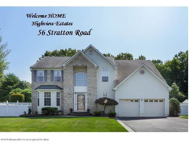 56 Stratton Road, Matawan, NJ 07747 (MLS #22037448) :: Provident Legacy Real Estate Services, LLC