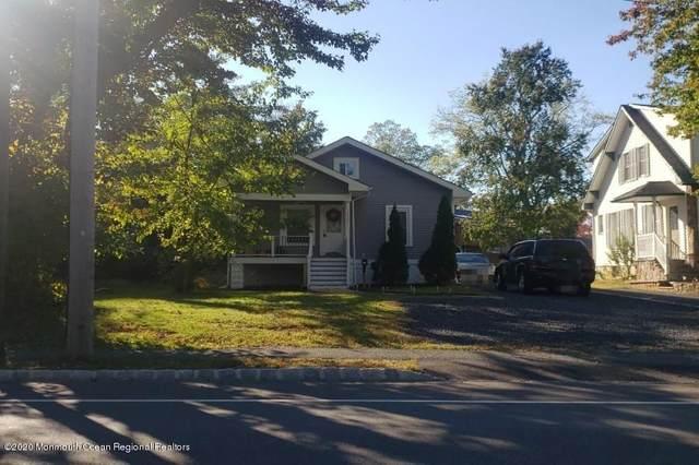 235 Plainfield Avenue, Berkeley Heights, NJ 07922 (MLS #22037459) :: The CG Group | RE/MAX Real Estate, LTD