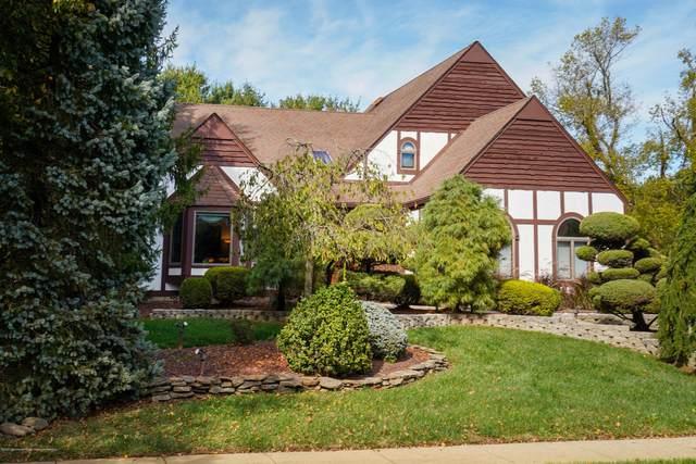 15 Susan Drive, Marlboro, NJ 07746 (MLS #22037499) :: The Sikora Group