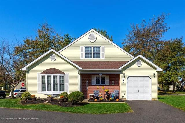 56 Edgeware Close #1000, Freehold, NJ 07728 (#22037532) :: Nexthome Force Realty Partners