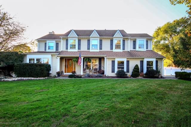 87 Four Winds Drive, Middletown, NJ 07748 (MLS #22037706) :: The Dekanski Home Selling Team