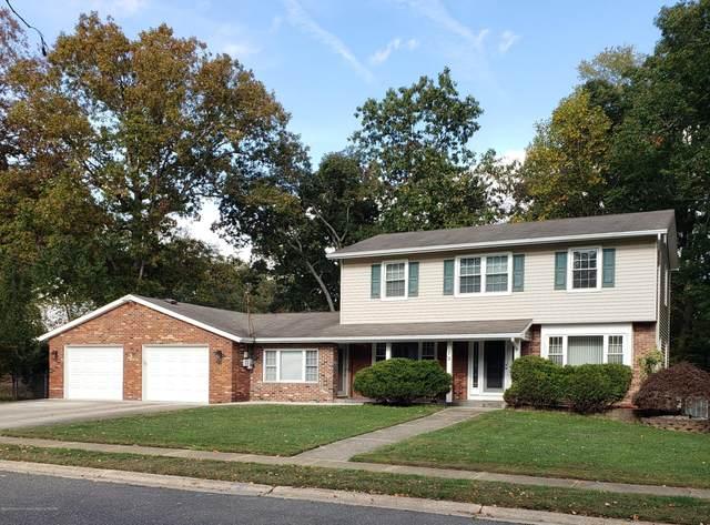 73 Villanova Drive, Jackson, NJ 08527 (MLS #22037761) :: The Sikora Group