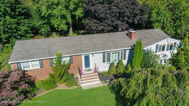 33 Wellington Drive, Tinton Falls, NJ 07724 (MLS #22037790) :: Kiliszek Real Estate Experts