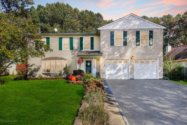 42 Appletree Road, Howell, NJ 07731 (MLS #22037791) :: Provident Legacy Real Estate Services, LLC