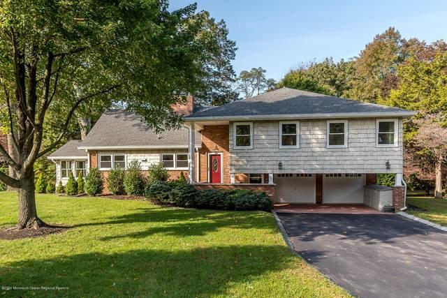 56 Knollwood Drive, Tinton Falls, NJ 07724 (MLS #22037861) :: Kiliszek Real Estate Experts